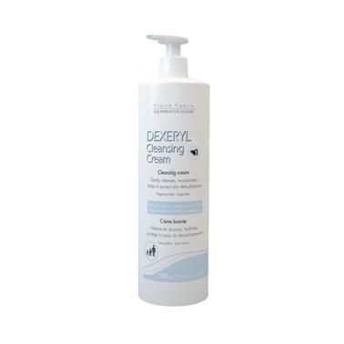 Ducray DEXERYL Cleansing Cream 500 ml - Köpüren Temizleme Kremi Renksiz